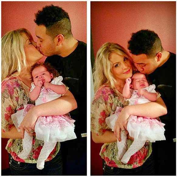 Allysa-Rose-Husband-Anthony Johnson | Thecelebsinfo