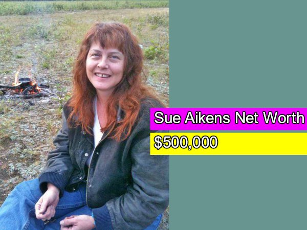 Sue Aikens Net Worth - Thecelebsinfo