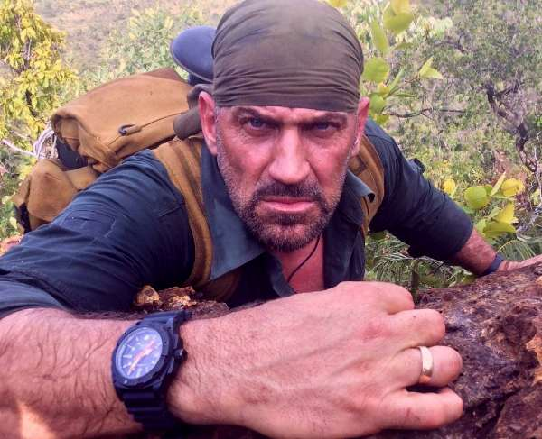 Survival expert EJ Snyder | Thecelebsinfo